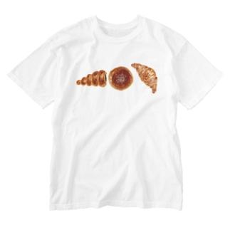 パン Washed T-shirts