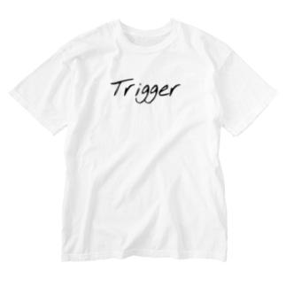 Trigger Washed T-shirts
