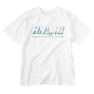 Daiamond Head Trail Washed T-shirts