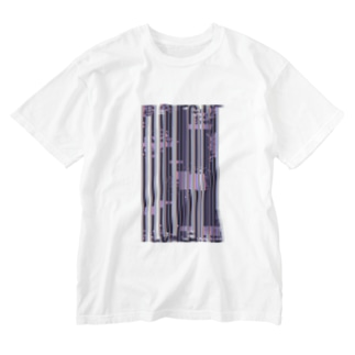 flowering_glitch Washed T-shirts