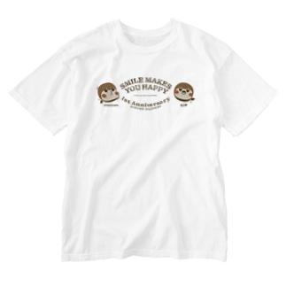 すずめだいきち1st Anniversary Washed T-shirts