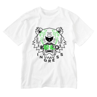 KENLO TIGER Washed T-shirts