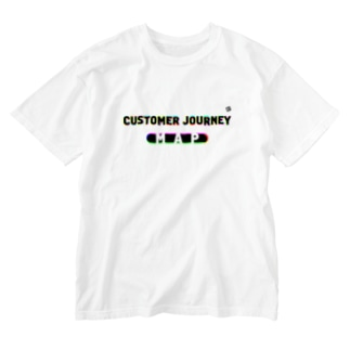 CUSTOMER JOURNEY MAP Washed T-shirts
