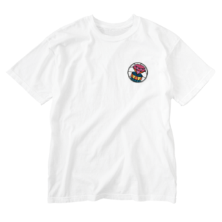 イノたまごラボのSendai.rb ワンポイント Washed T-shirts