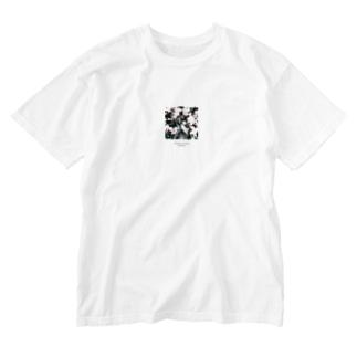 Blomma___Stockholm, Sweden Washed T-shirts