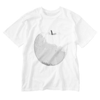 ぐれすけりんご Washed T-shirts