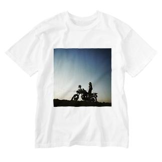 KIBOU Washed T-shirts
