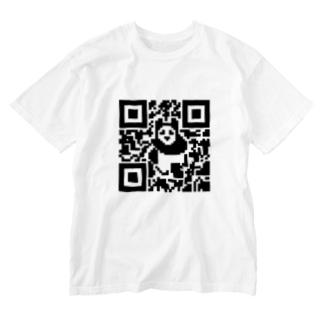PNDコード Washed T-shirts
