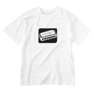 ブルース・ハープ Washed T-shirts