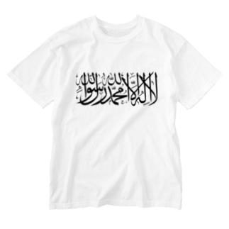 読めませんLOLウォッシュTシャツ Washed T-shirts