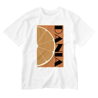 DANIA Washed T-shirts