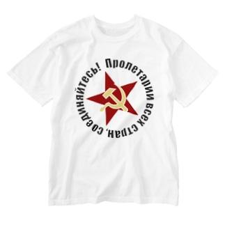соединяйтесь! Washed T-shirts