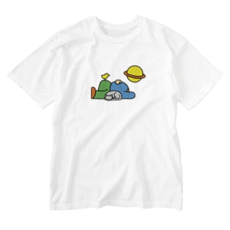 NUP Washed T-shirts