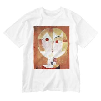 パウル・クレー『 セネキオ 』 Washed T-shirts