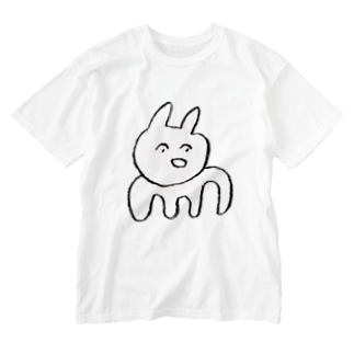 うわあ Washed T-shirts