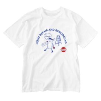 カーペンターナッツB Washed T-shirts