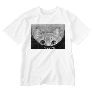 OverEyes  -- innocence -- Washed T-shirts