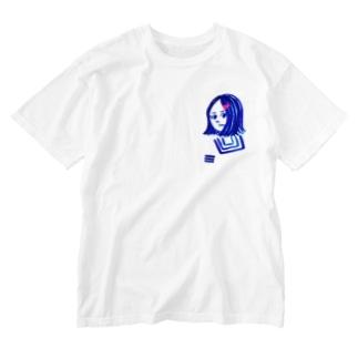 颯爽 Washed T-shirts