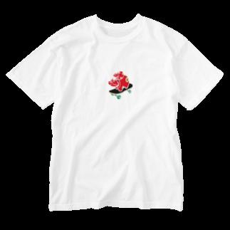 Starfish&Co.のAkabeko Washed T-shirts