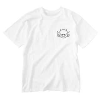 DEVILくん Washed T-shirts