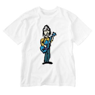ギターリスト Washed T-shirts