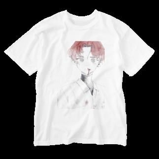 瀬戸すばるの激情 Washed T-shirts