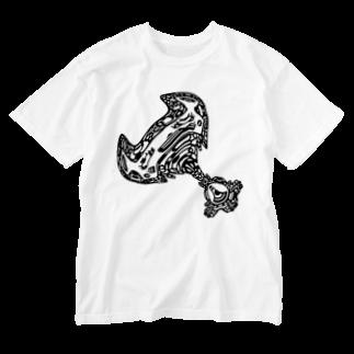 qethapethapのエンリ Washed T-shirts