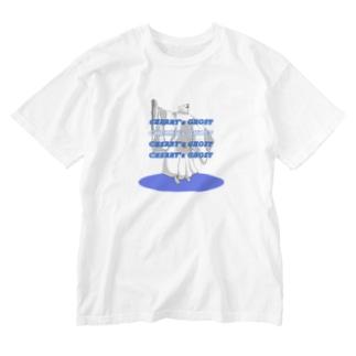 陰陽師 Washed T-shirts