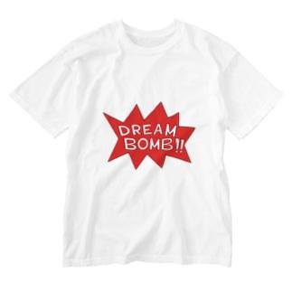 DREAM BOMB!! ユメノバクダン Washed T-shirts