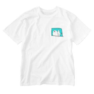 いつものwithフレンズ さわやか Washed T-shirts