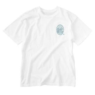 AMABIE 碧 Washed T-shirts