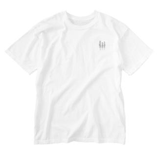 ぺんぺん草 Washed T-shirts