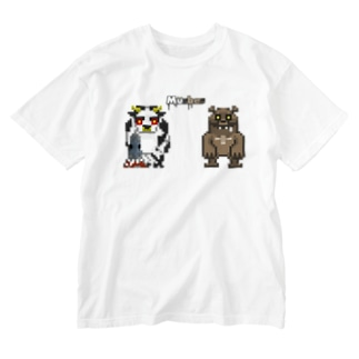 MowBear Washed T-shirts