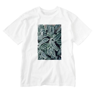 yutoyouのThailand Plants Washed T-shirts
