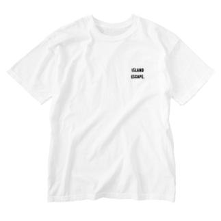rocal. Washed T-shirts