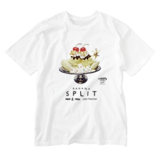 BANANA SPLIT Washed T-shirts