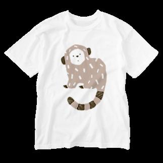 ARUhiのscimmia Washed T-shirts