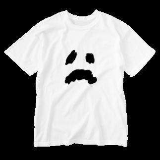 Kototo mamaのなりきりおばけ👻 Washed T-shirts