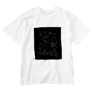ito-atoz2005 Washed T-shirts