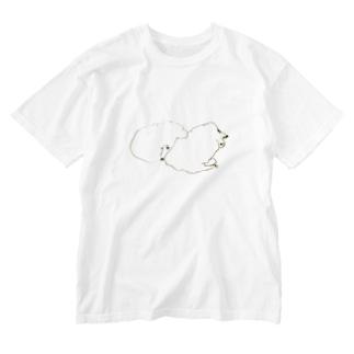 My dog dog Washed T-shirts