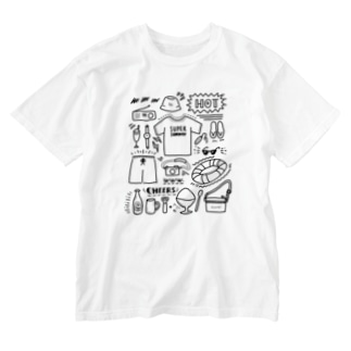 SUPER SUMMER 02 Washed T-shirts