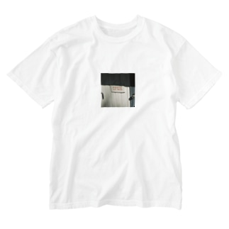 open Washed T-shirts