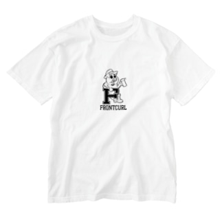 Father Pig Washed T-shirts