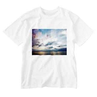 sora Washed T-shirts