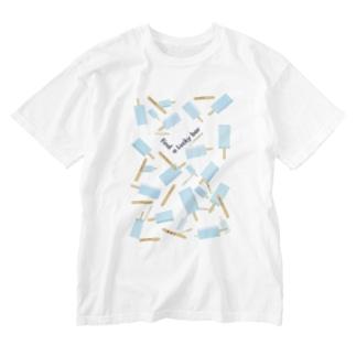 あたり棒をさがせ 157 Washed T-shirts