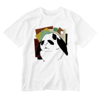 ティーちゃん Washed T-shirts