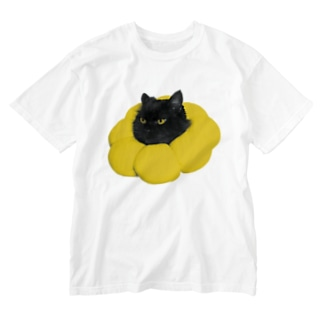 ポン・デ・クロネコ Washed T-shirts