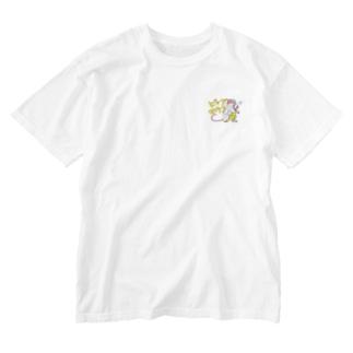ビッグマウスグッズ Washed T-shirts