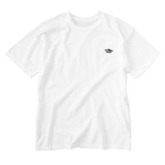wa~rp _101 Tshirt Washed T-shirts