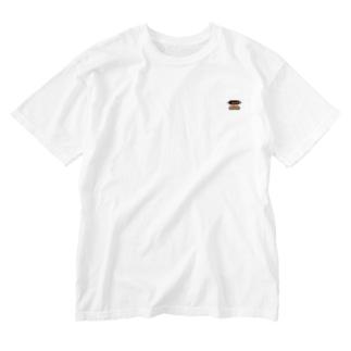 wa~rp_101(mono) Tshirt Washed T-shirts